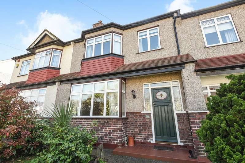 3 Bedrooms Terraced House for sale in Woodyates Road Lee SE12