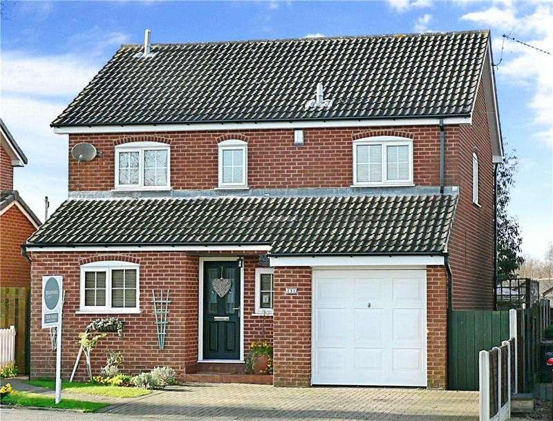 4 Bedrooms Detached House for sale in Bilton Lane, Harrogate, North Yorkshire