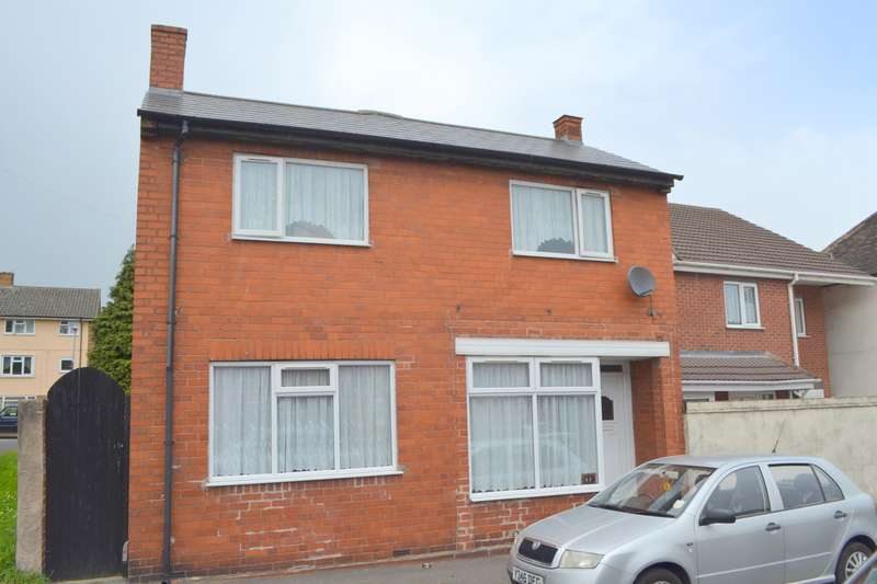 3 Bedrooms Detached House for sale in Crossgate Road, Dudley, DY2