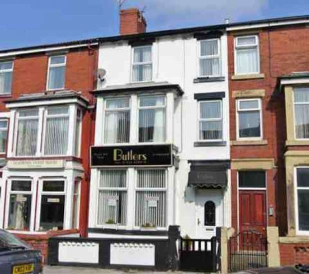 6 Bedrooms Hotel Gust House for sale in Reads Avenue Central Blackpool