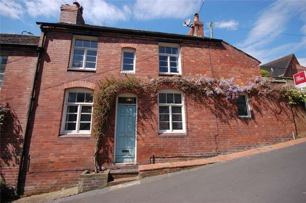 2 Bedrooms Cottage House for sale in Railway Street, Bridgnorth, Shropshire