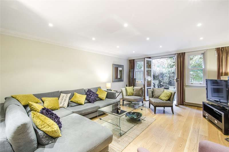 4 Bedrooms House for sale in Aliwal Mews, Aliwal Road, London, SW11