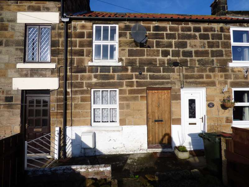 2 Bedrooms Terraced House for sale in Chapel Row, Loftus