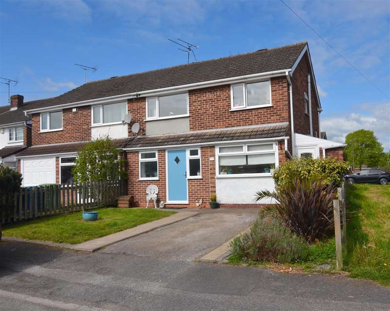 3 Bedrooms Semi Detached House for sale in Shenley Grove, Stafford