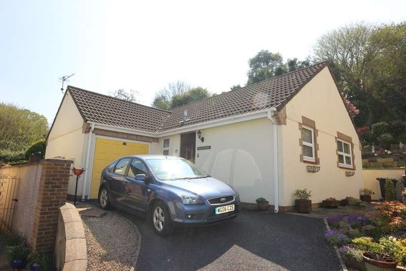 3 Bedrooms Detached Bungalow for sale in Embury Close, Kingskerswell