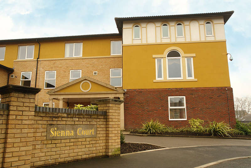 2 Bedrooms Flat for sale in 14 Sienna Court, Chadderton