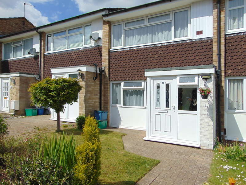 2 Bedrooms Terraced House for sale in Southviews, South Croydon, Surrey, CR2 8SH