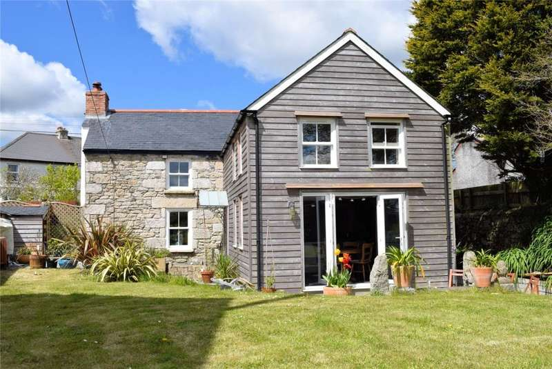 3 Bedrooms Detached House for sale in Porkellis, Near Helston