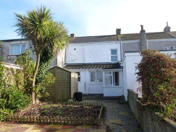 2 Bedrooms Terraced House for sale in Carnarthen Street, Camborne, Cornwall