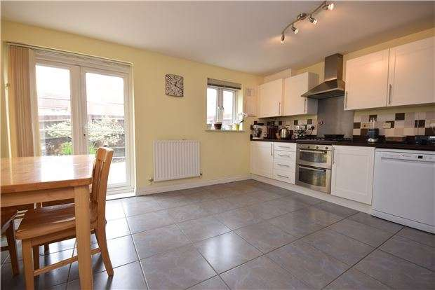 4 Bedrooms Semi Detached House for sale in Whistle Road, Mangotsfield, BRISTOL, BS16 9QX