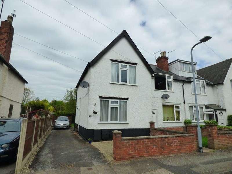 2 Bedrooms Terraced House for rent in Waldemar Grove, Beeston, Nottingham, NG9 2BJ