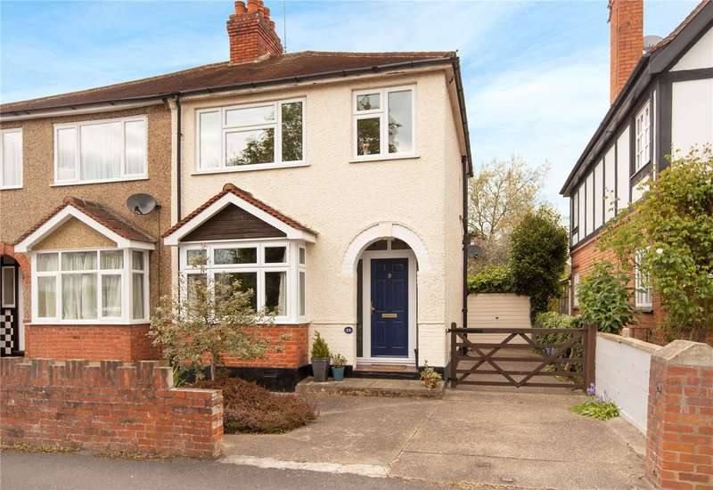 3 Bedrooms Semi Detached House for sale in Lassell Gardens, Maidenhead, Berkshire, SL6
