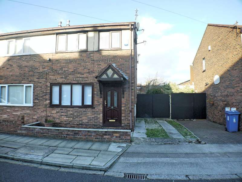 3 Bedrooms Semi Detached House for sale in Inglis Road, Liverpool, L9 0HL