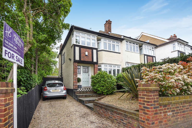 3 Bedrooms Semi Detached House for sale in Villiers Avenue, Surbiton