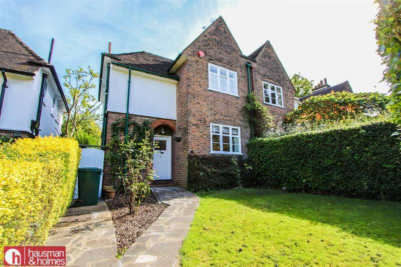 3 Bedrooms Property for sale in Erskine Hill, NW11