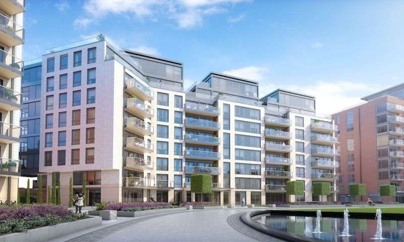 3 Bedrooms Flat for sale in Flotilla House, Battersea Reach, Battersea, SW18