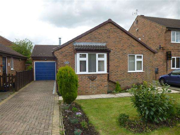 3 Bedrooms Detached Bungalow for sale in Andrew Drive, Huntington, York