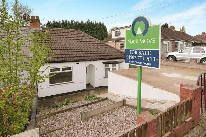 3 Bedrooms Semi Detached Bungalow for sale in Dock Meadow Drive, Wolverhampton, WV4