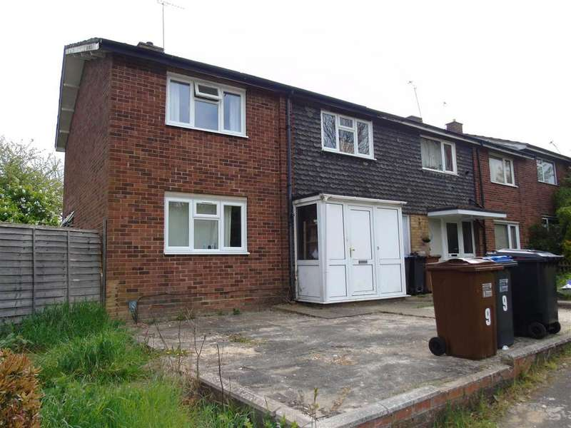 6 Bedrooms End Of Terrace House for sale in Chilterns, Hatfield