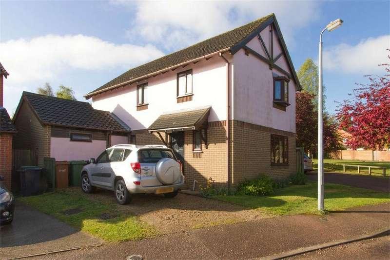 5 Bedrooms Detached House for sale in Admirals Way, Hethersett, Norfolk