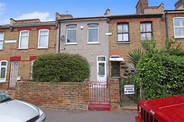 2 Bedrooms Terraced House for sale in Farm Cottages, Low Hall Lane, London