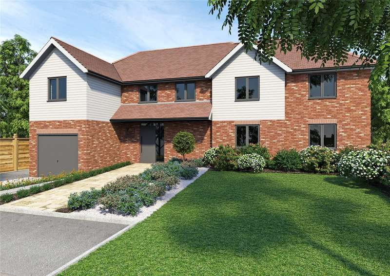 4 Bedrooms Detached House for sale in Coombe Lane, Naphill, High Wycombe, Buckinghamshire, HP14