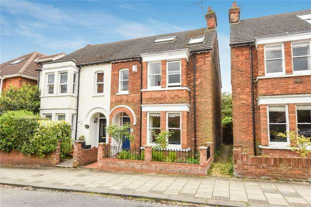 5 Bedrooms Semi Detached House for sale in St Minver Road, Bedford