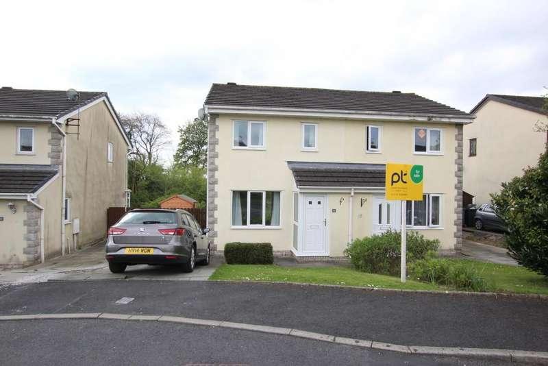 2 Bedrooms Semi Detached House for sale in 16 Aldercroft, Kendal. LA9 5BQ
