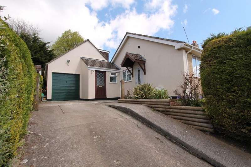 3 Bedrooms Semi Detached Bungalow for sale in Hillside Close, Paulton, Bristol