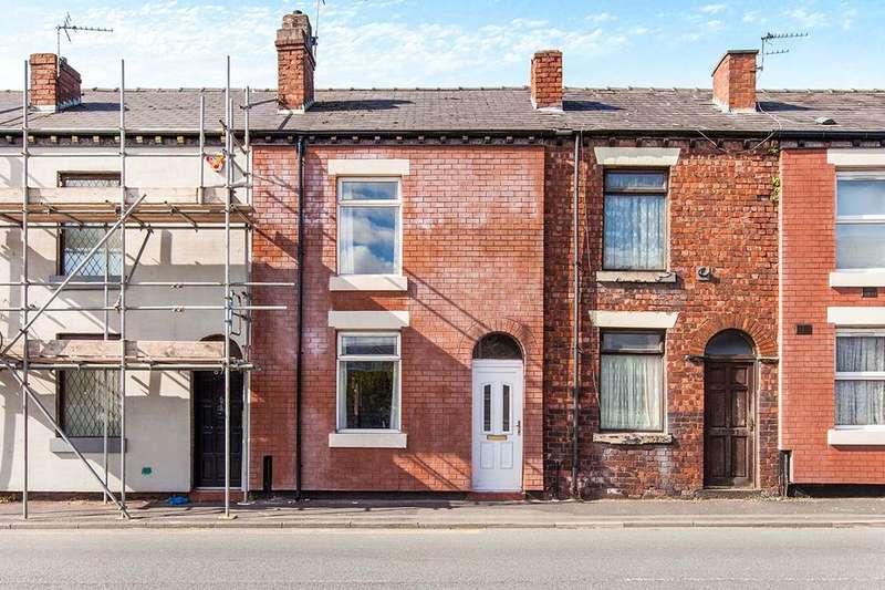 2 Bedrooms Property for sale in Liverpool Road, Platt Bridge, Wigan, WN2