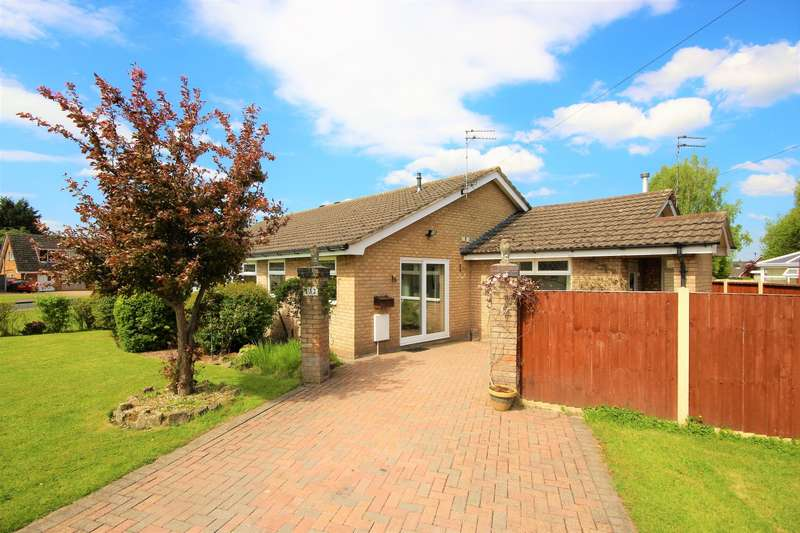 3 Bedrooms Bungalow for sale in Nun House Drive, Winsford, CW7