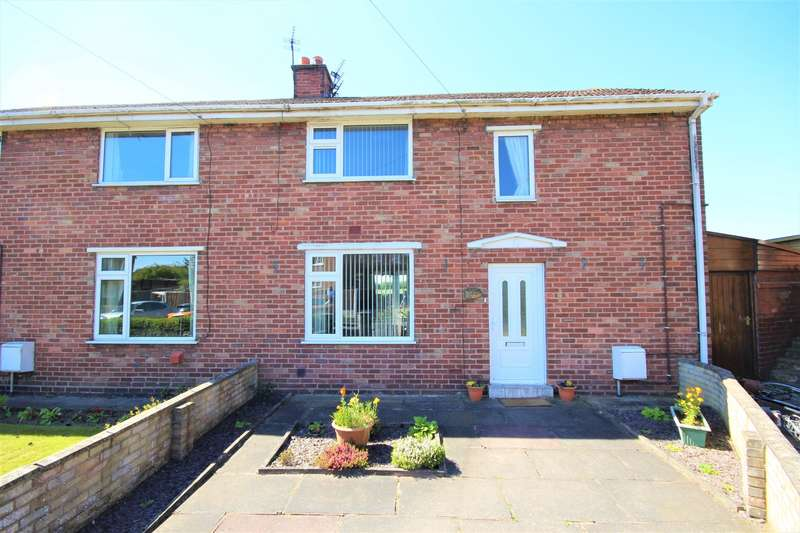 3 Bedrooms End Of Terrace House for sale in Larch Close, Weaverham, CW8