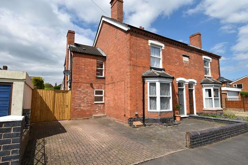 3 Bedrooms Semi Detached House for sale in Corbett Avenue, Droitwich