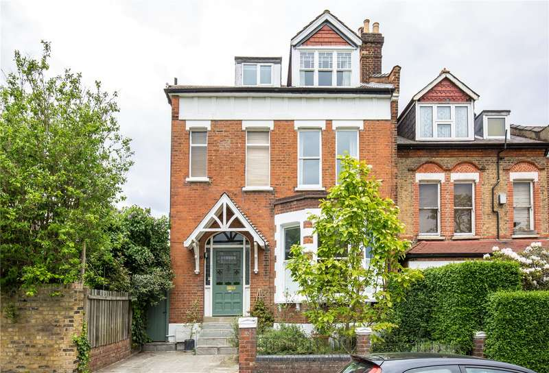 2 Bedrooms Apartment Flat for sale in Albany Road, Stroud Green, London, N4