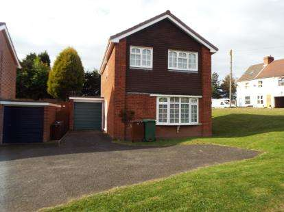 3 Bedrooms Detached House for sale in Denbury Close, Cannock, Staffordshire