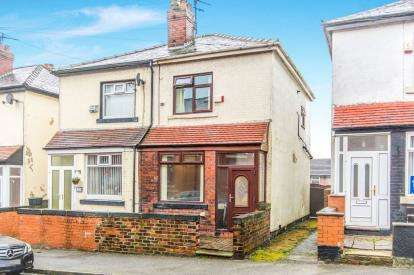 2 Bedrooms Semi Detached House for sale in Smith Street, Lees, Oldham, Greater Manchester