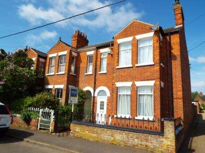 3 Bedrooms Semi Detached House for sale in Heacham, King's Lynn, Norfolk