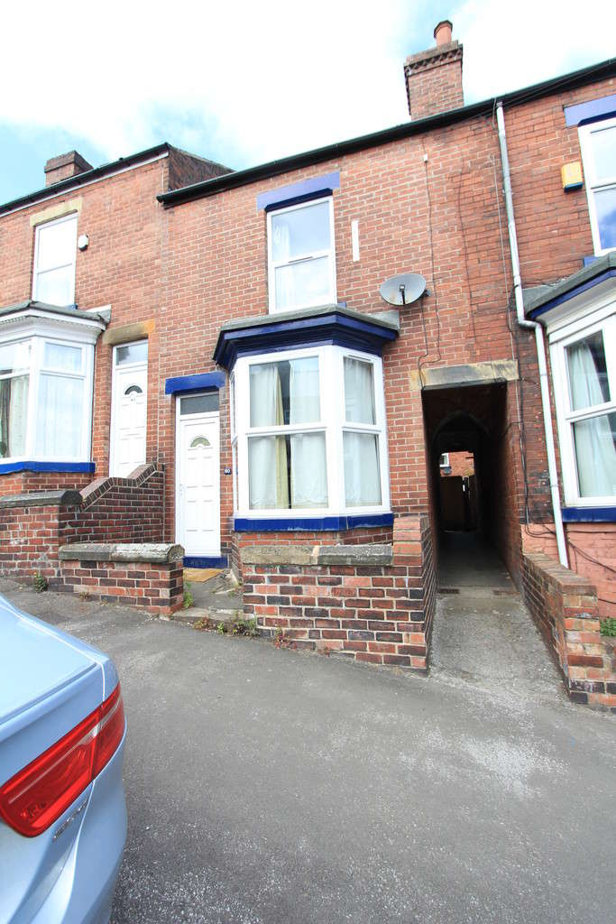 4 Bedrooms Terraced House for rent in Hunter Hill Road, Sheffield, S11