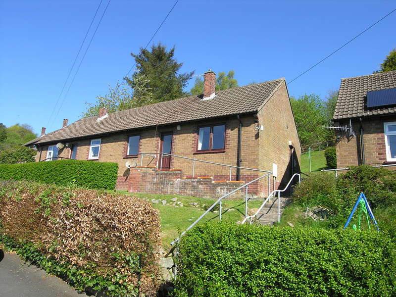 2 Bedrooms Semi Detached Bungalow for sale in 17 The Pinfold