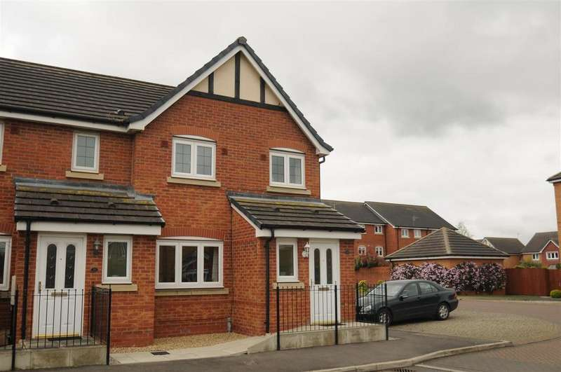 3 Bedrooms Terraced House for sale in Helsby