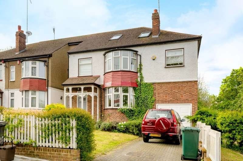 6 Bedrooms Detached House for sale in Windsor Road, Finchley, N3