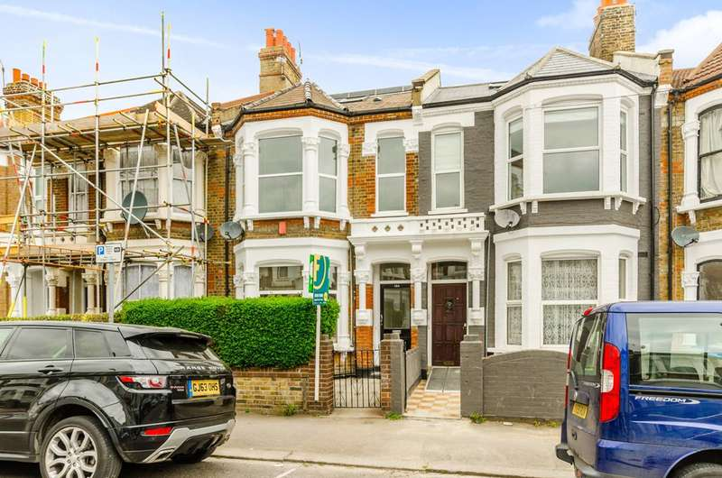 3 Bedrooms Flat for sale in Purves Road, Kensal Rise, NW10