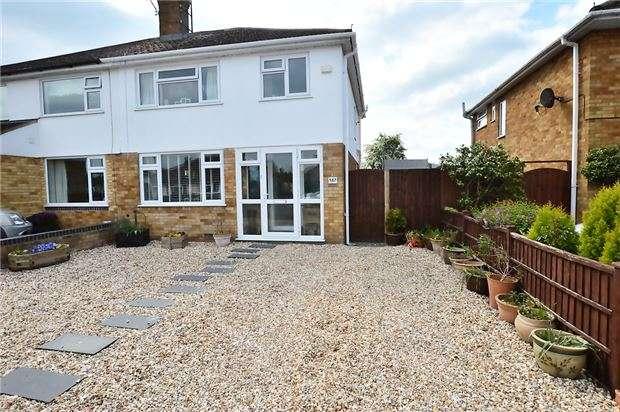 3 Bedrooms Semi Detached House for sale in Salisbury Avenue, CHELTENHAM, Gloucestershire, GL51 3DG