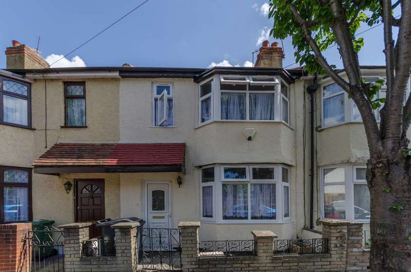 3 Bedrooms Terraced House for sale in Parkstone Road, Walthamstow, E17