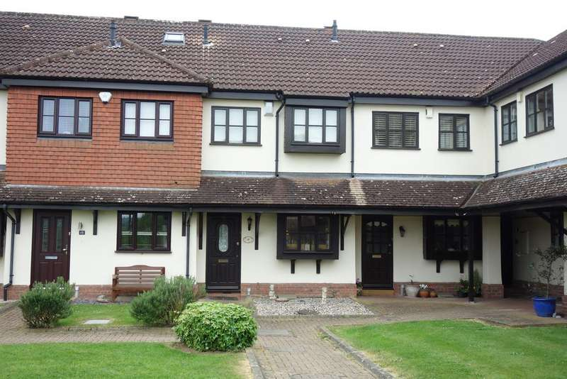2 Bedrooms Cottage House for sale in Firs Wood Close, Potters Bar EN6