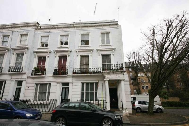 2 Bedrooms Flat for sale in Amberley Road, London, London, W9