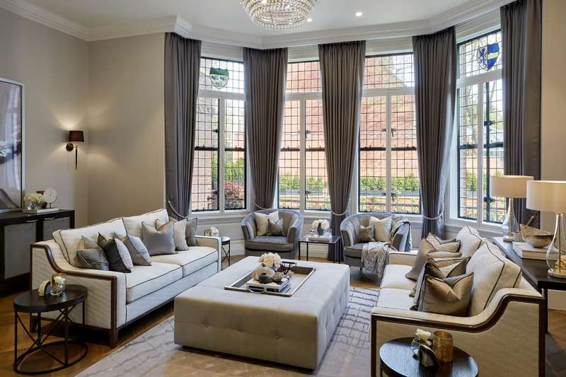 4 Bedrooms Flat for sale in Netherhall Gardens, Hampstead