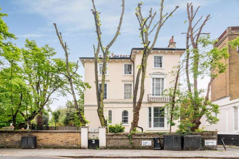 2 Bedrooms Flat for sale in Regents Park, London NW1