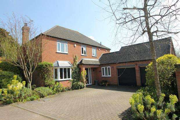 4 Bedrooms Detached House for sale in The Bank, Arnesby, Leicester, LE8