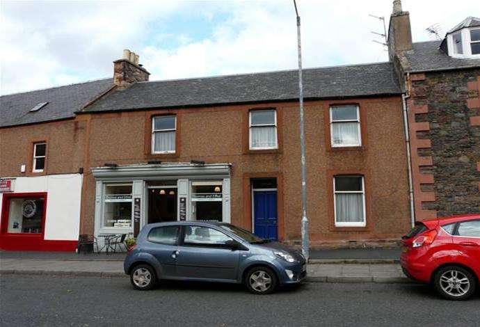 4 Bedrooms Terraced House for sale in Ravensdale High Street, Earlston, TD4 6BS
